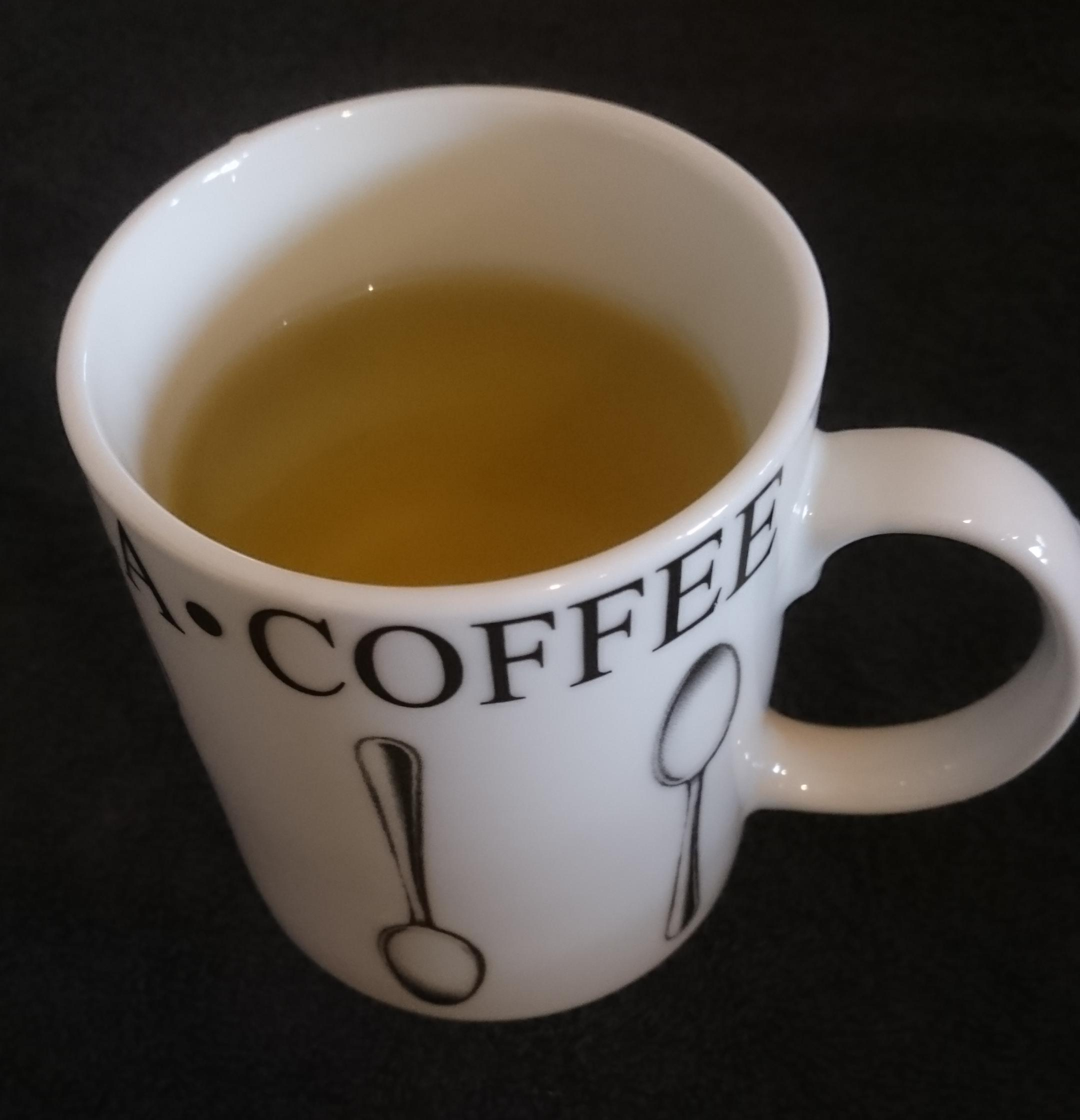 Natur Boutique's Coconut Tea with Ginger and Turmeric ready to drink
